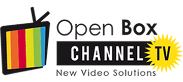 Open Box Channel TV | Web TV de Open Box Channel – New Video  Solutions